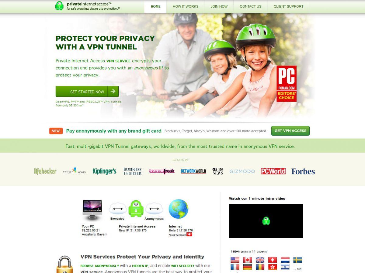 PrivateInternetAccess com IPhone Review | iPhone VPN